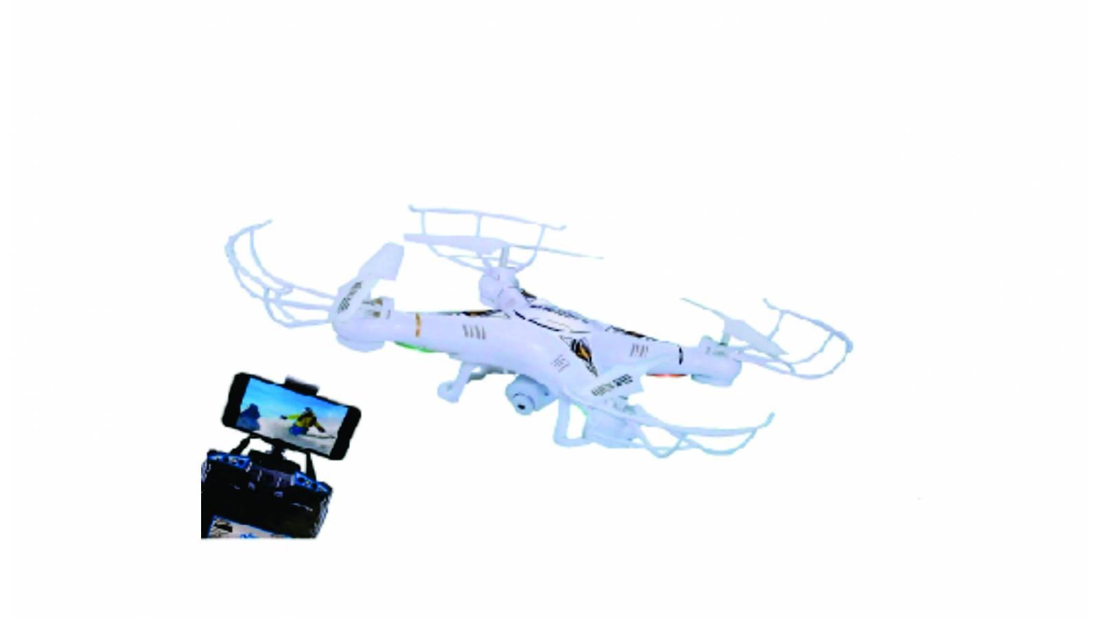 DRONE C LENTES VR