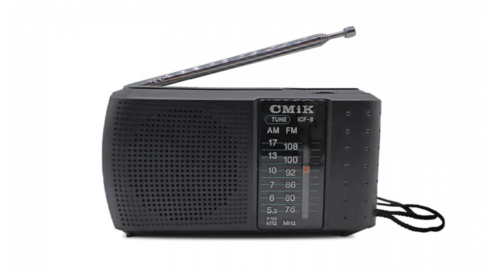 RADIO PORTATIL AMFM