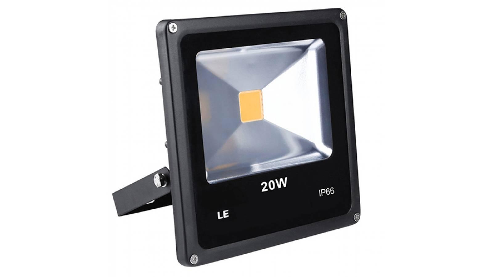FOCO LED EXTERIOR 20W