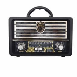 RADIO PORTATIL RETRO AM/FM BLUETOOTH