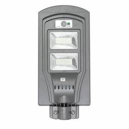 LUZ LED SOLAR EXTERIOR 40W
