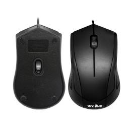 MOUSE CON CABLE USB