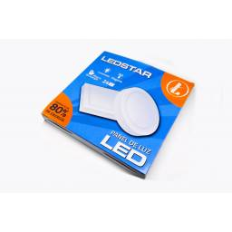 LUZ PANEL LED CIRCULAR 24W LEDSTAR