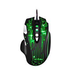 MOUSE ÓPTICO GAMER USB
