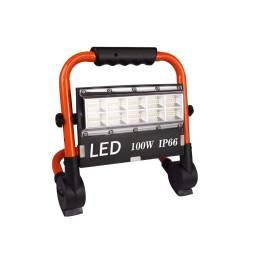 LUZ LED RECARGABLE 100W